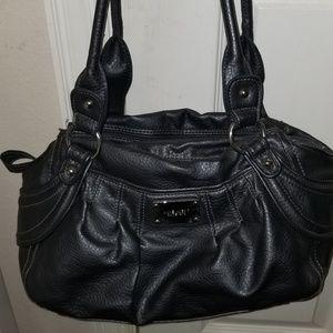 Gunmetal Nine West purse